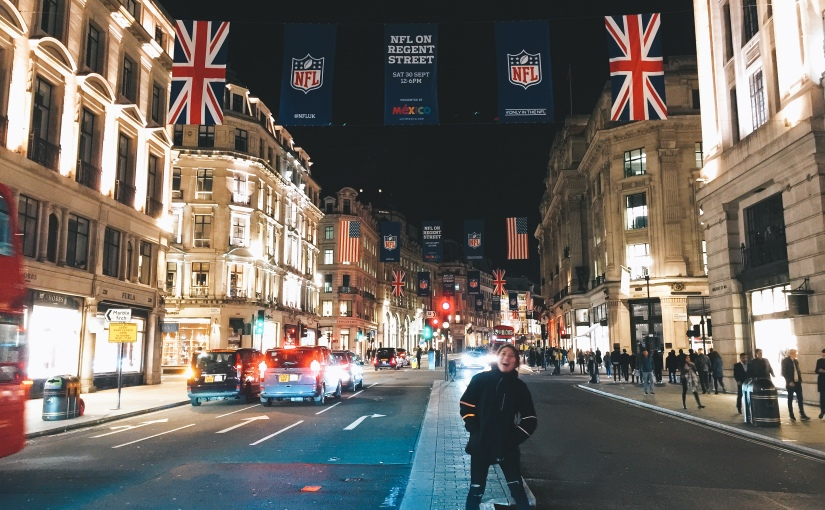 去你的倫敦