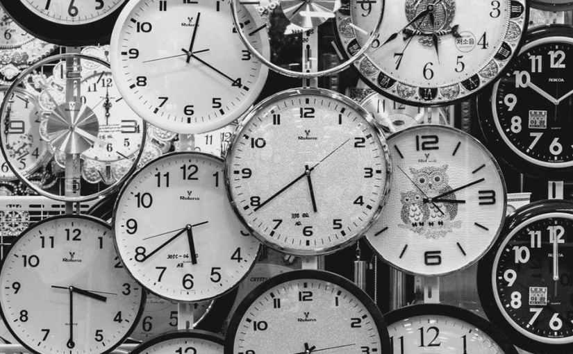 消失的時間Lost time-時間從睡眠開始管理,以及懂得『隔絕』